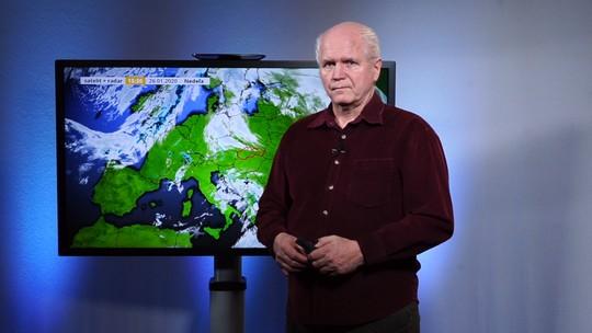 Oceánsky vzduch prinesie na Slovensko zrážky a oteplenie
