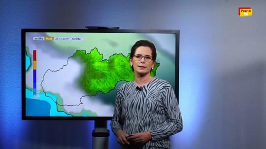 Slovensko na výročie zničenia Tatier zasiahnu teplé dažde